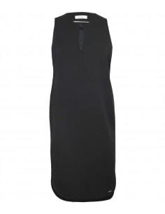 VONBON The little black dress in iron less fabric