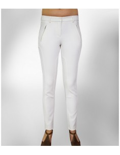white classic trousers