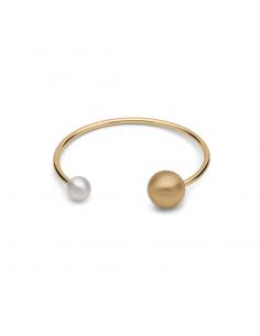 stelt guld armband från Pilgrim smycken