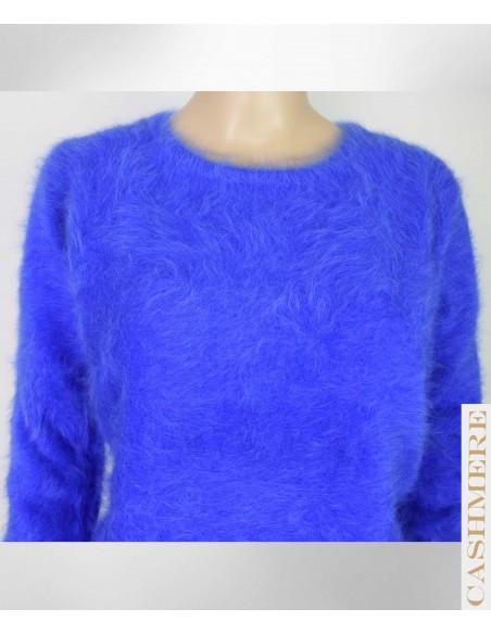 VONBON kashmir tröja. 100 % äkta ren långhårig kashmir
