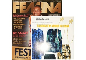 VONBON IN FEMINA!
